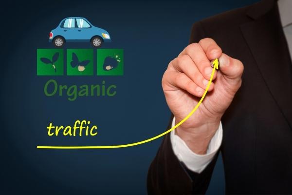 drive Organic Traffic