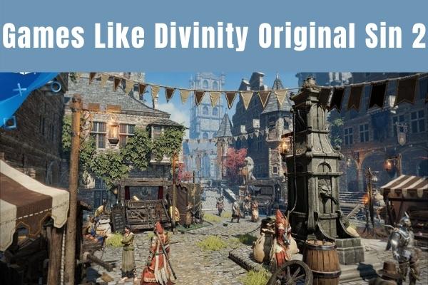 Games Like Divinity Original Sin 2