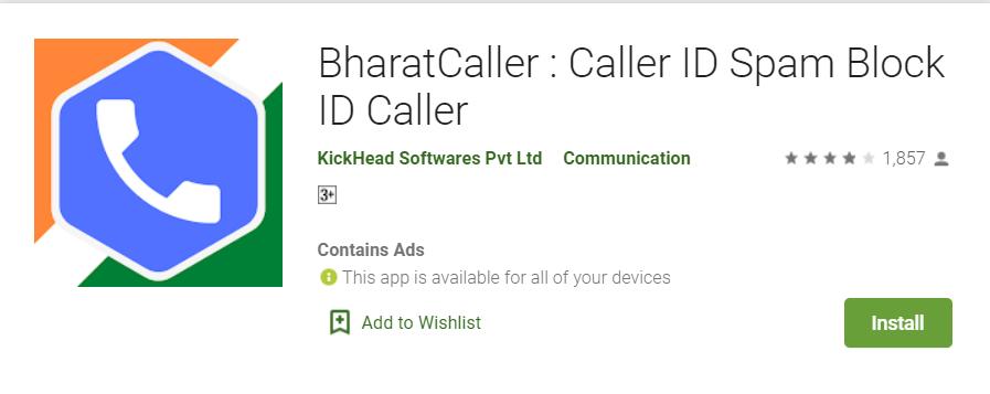 BharatCaller