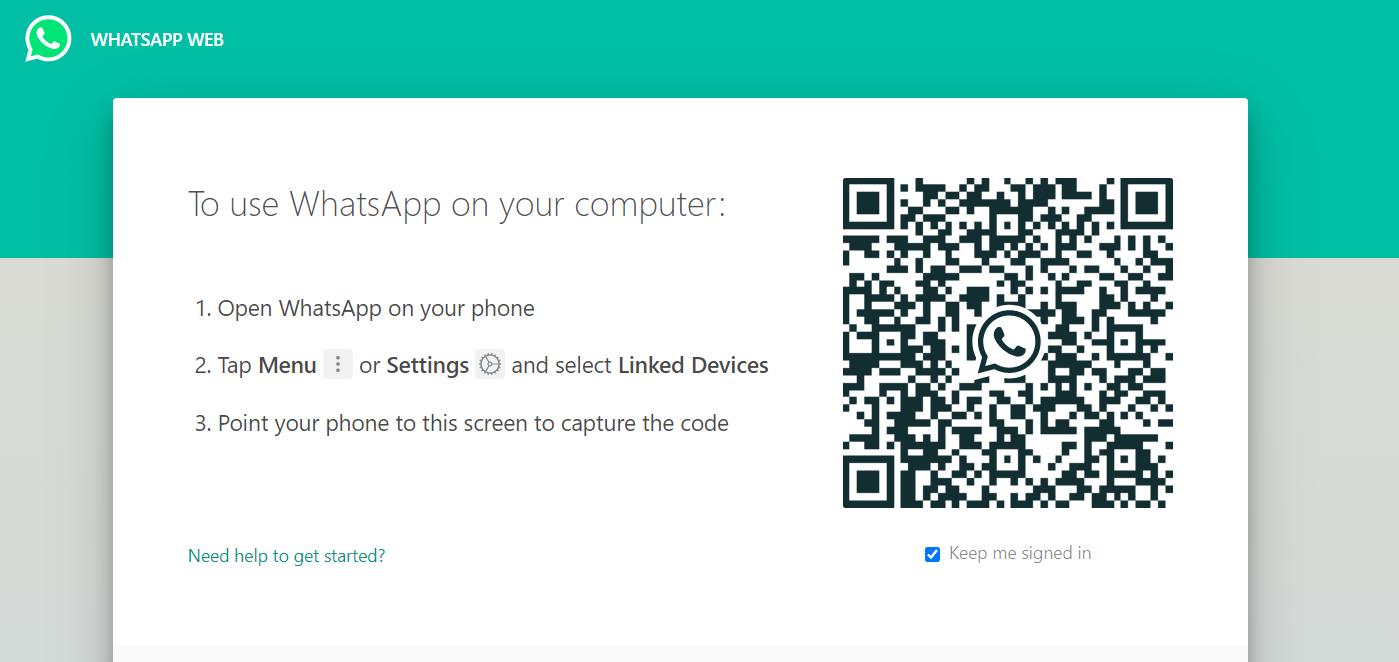 Enable Dark Mode on Whatsapp Web